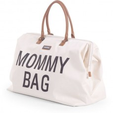 Wickeltasche Mommy Bag alt weiss Childhome