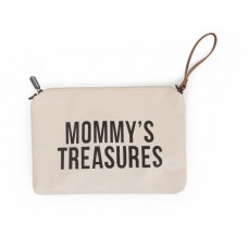 Mommy's Treasures Clutch weiss Geschenkidee Muttertag Childhome