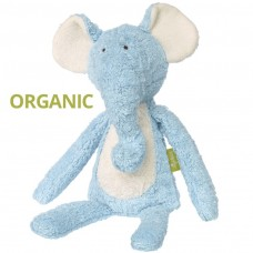 Bio Kuschel Elefant Natur pur Green Collection Sigikid