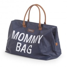 Wickeltasche Mommy Bag navy blau Childhome