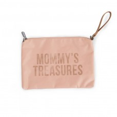 Mommy's Treasures Clutch Rosa Geschenkidee Muttertag Childhome