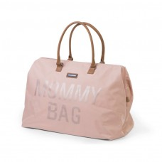 Wickeltasche Mommy Bag pink Childhome