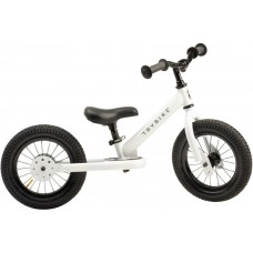 Laufrad Stahl 2-in-1, ab 15 Monate Trybike, weiss