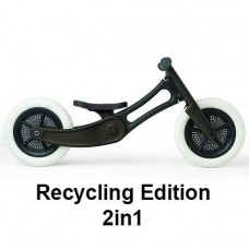 Wishbone Bike 2in1, Recycling Edition