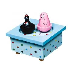 Spieluhr Barbapapa