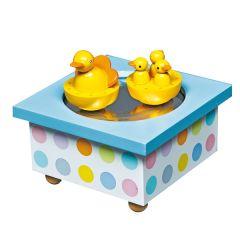 Spieluhr Enten
