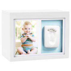 Erinnerungsbox mit Babyprints und Abdrucks Kit, weiss, Pearhead
