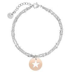 Mutter Armband Stern mit Gravur, Geschenkidee, Mutterschmuck, Aaina & Co