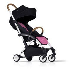 Kinderwagen Bumprider, mit Gratis Wickeltasche, buggy weiss und pink, Gratis Versand