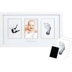 Baby-Erinnerungen, Baby-Foto und Aufdruck, 100% sicher für Baby, Pearhead