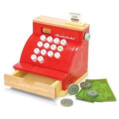 Kaufladen Kasse Versand 1-2 Tagen, Spiel aus Holz von Le Toy Van, Schweizer Shop