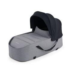 Babywanne für Bumprider Kinderwagen mit oder ohne Zubehör, Gratis Versand, grau