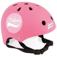 Fahrrad Helm für Mädchen Bikloon Rosa Janod