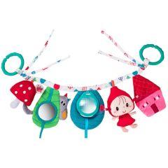 Rotkäppchen auf Ausflug Spielzeug für Kinderwagen und Maxi Cosy ab Geburt Lilliputiens
