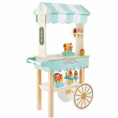 Spielzeug Eiscremewagen Holz Le Toy Van, Gratis Versand, Schweiz
