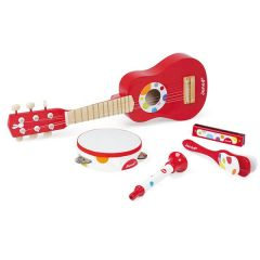 Confetti - Musik Set mit Gitarre