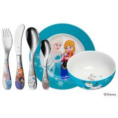 Kinderbesteck Set 6-teilig Mädchen Frozen, WMF