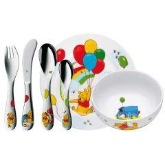 Kinderbesteck Set 6-teilig Winnie the Pooh, WMF