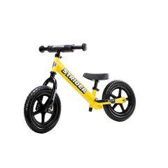 2-in-1-Schaukel Laufrad Metall,  Baby bis 5 Jahre alt, gelb