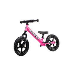 2-in-1-Schaukel Laufrad Metall,  Baby Mädchen bis 5 Jahre alt, pink