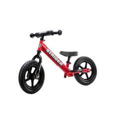 Laufrad Strider aus Metall, ab 18 Monate, rot
