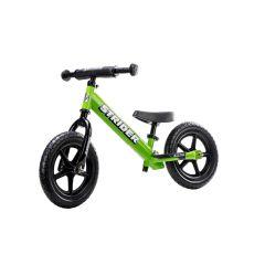 2-in-1-Schaukel Laufrad Metall,  Baby bis 5 Jahre alt, grün