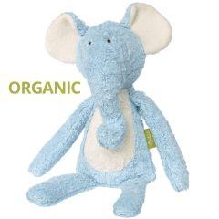 Bio Kuschel Elefant Natur pur Green Collection Sigikid