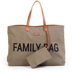 Tasche Childome für alle Familienausflüge, khaki
