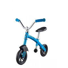 Micro G-Bike Chopper Deluxe Blau, Gratis Versand, Online Shop Schweiz