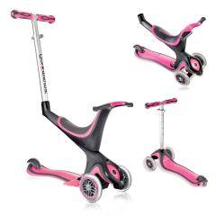 Scooter 5in1 My Free, 3-Rad, rosa, Gratis Versand, Schweizer Online Shop, Gratis Versand, Sofort verfügbar