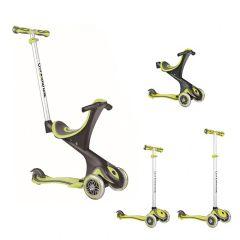 Globber Scooter 3-Rad, 5in1 My Free, Geschenkidee zum ersten Geburtstag, grün, Gratis Versand, sofort verfügbar