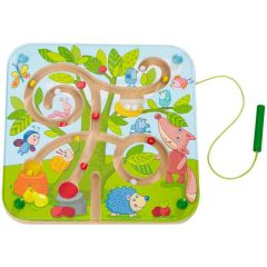 Haba Spiel, Magnetspiel Baumlabyrinth, ab 2 Jahre alt