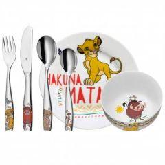 Kinderset 6-teilig The Lion King Geschenkidee Personalisiert WMF
