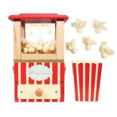 Popcornmaschine Versand 1-2 Tagen, Spiel aus Holz von Le Toy Van, Schweizer Shop