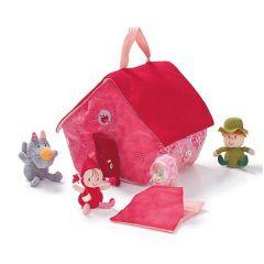Das Haus von Rotkäppchen, Lilliputiens
