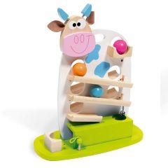 Kuh Marie, Kugelbahn mit 3 Kugeln Scratch