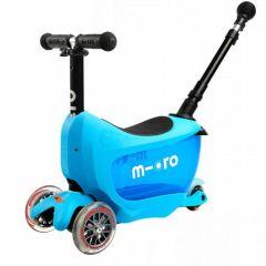 Micro Mini2go Deluxe Plus pink Gratis Versand, Online Shop Schweiz