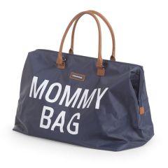 Wickeltasche Mommy Bag navy blau Childhome