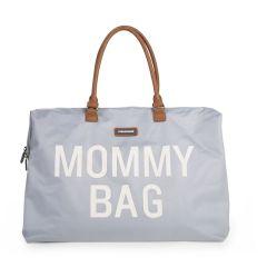Wickeltasche XXL Mommy Bag Grau Childhome, Geschenkidee Mutter