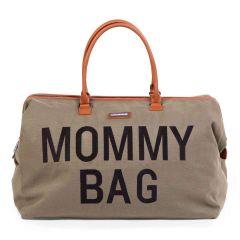 Childhome Mommy Bag Wickeltasche, Krankenhaustasche, Reisetasche, Khaki