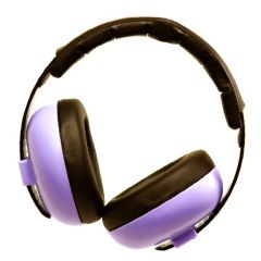 Baby Gehörschutz 0-2 (Pamir), violett