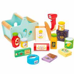 Spielzeug Einkaufskorb & Scanner Le Toy Van, Gratis Versand, Schweiz