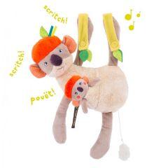 Musikdose Spieluhr Koala mit Verschluss zum aufhängen. Moulin Roty