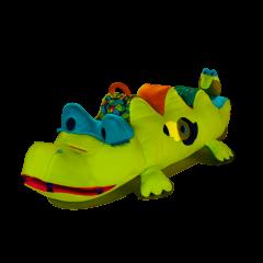 Anatole Versteck-Krokodil für Junge und Mädchen ab 9 Monate, Top Geschenk, Lilliputiens