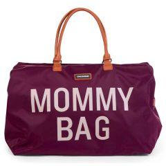 Mommy Bag Wickeltasche - Aubergine, Childhome