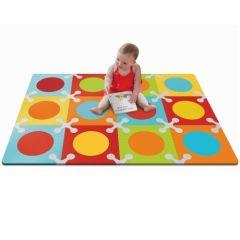 Baby Puzzlematte play spot, Bunt Skip Hop