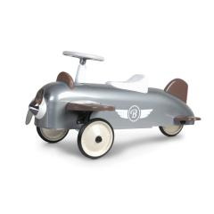 Rutscher Speedster aus Metall Flugzeug ab 1 Jahr Baghera