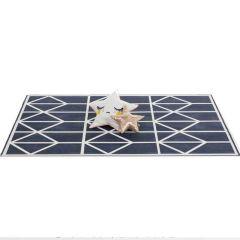 Modulare Spielmatte Toddlekind, Puzzle-Elemente aus hochwertigstem EVA-Schaum, Nordic blau