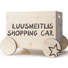 100% Schweizer Spielzeugkiste, Shopping Car Gratis Versand, Kynee Schweiz