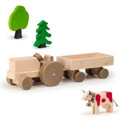 Stall Trauffer 2012 Holzspielwaren 100% Schweiz, Geschenkidee, Gratis Versand
